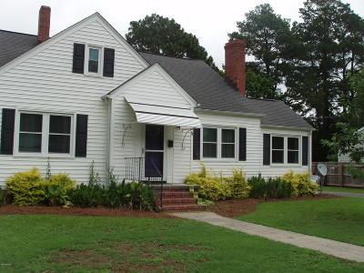 Farmville Single Family Home For Sale: 4014 Davis Circle