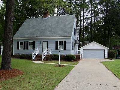 Edgecombe County Single Family Home For Sale: 708 Salem Lane