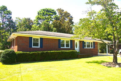 Wilmington Single Family Home For Sale: 917 Parkway Boulevard