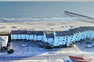 Brunswick County Condo/Townhouse For Sale: 16 E First Street #119