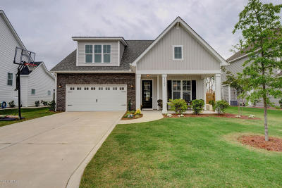 New Hanover County Single Family Home For Sale: 1129 Canopy Way
