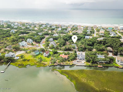 Emerald Isle Single Family Home For Sale: 5105 Bogue Sound Drive