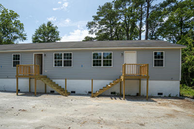 New Bern Single Family Home For Sale: 205 Duffy Street