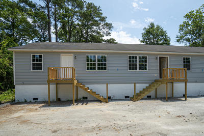 New Bern Single Family Home For Sale: 207 Duffy Street