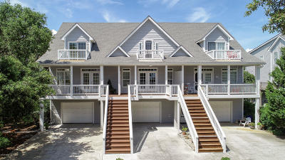 Brunswick County Condo/Townhouse For Sale: 84 Foxfire Trace