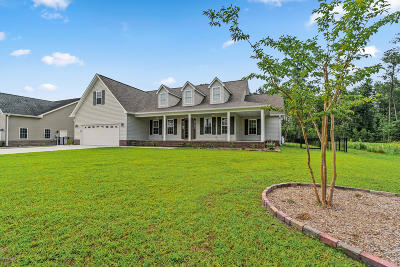 Morehead City Single Family Home For Sale: 1930 Kingfisher Drive