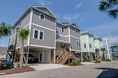 Topsail Beach Condo/Townhouse For Sale: 963 Tower Court #A