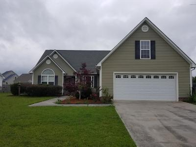 Havelock NC Single Family Home For Sale: $180,000