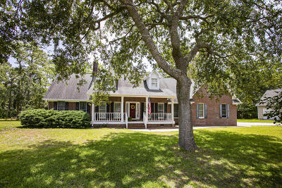 Brunswick County Single Family Home For Sale: 1107 Newton Drive SE