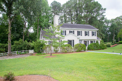 Greenville NC Single Family Home For Sale: $600,000