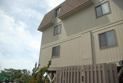 Atlantic Beach Condo/Townhouse For Sale: 2008 E Ft Macon Road #H-4