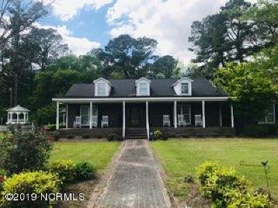Chadbourn Single Family Home For Sale: 750 Jd Cartrette Road