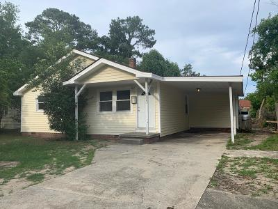 Wilmington Single Family Home For Sale: 2421 Monroe Street
