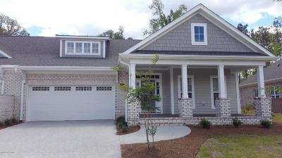 New Hanover County Condo/Townhouse For Sale: 4225 Moorland Lane