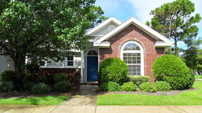 New Hanover County Condo/Townhouse For Sale: 4010 Hearthside Drive