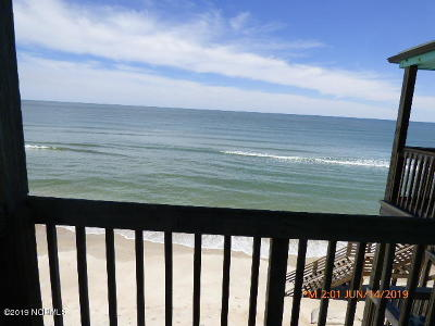 Onslow County Condo/Townhouse For Sale: 2240 New River Inlet Road #323