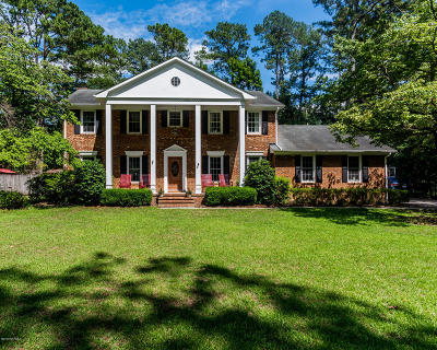 New Bern NC Single Family Home For Sale: $279,900
