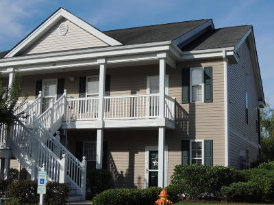 Sunset Beach Condo/Townhouse For Sale: 887 Great Egret Circle SW #4