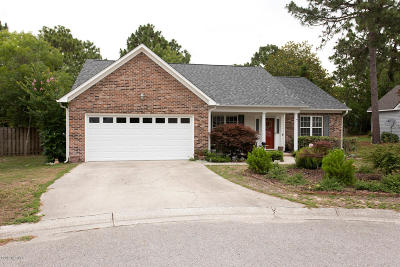 New Hanover County Single Family Home For Sale: 6516 Berridge Drive