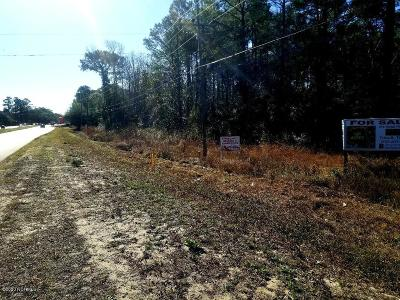 New Hanover County Residential Lots & Land For Sale: 6634 Carolina Beach Road
