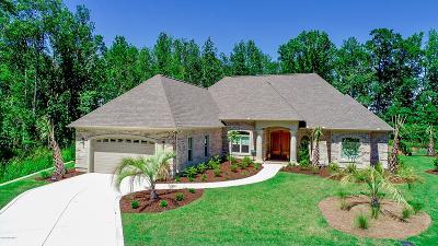 28451 Single Family Home For Sale: 4093 Batik Court