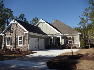 Brunswick County Single Family Home For Sale: 6881 Beckman Circle SW