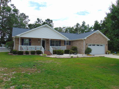 Morehead City NC Single Family Home For Sale: $239,900