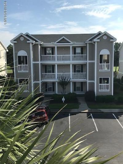Brunswick County Condo/Townhouse For Sale: 880 SW Great Egret Circle #4