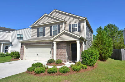 Leland Single Family Home For Sale: 2228 Cottagefield Lane
