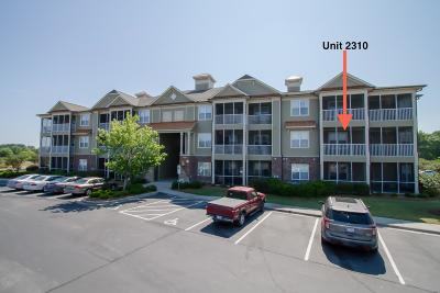 Calabash Condo/Townhouse For Sale: 395 S Crow Creek Drive NW #2310