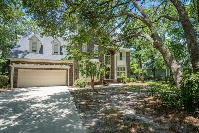 Wilmington Single Family Home For Sale: 3108 Kirby Smith Drive