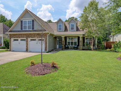 Wilmington Single Family Home For Sale: 819 Trace Drive
