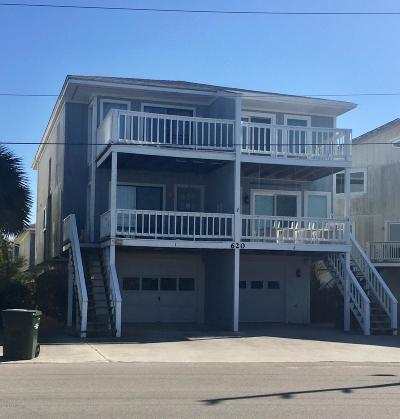 Wrightsville Beach Condo/Townhouse For Sale: 620 Waynick Boulevard #1