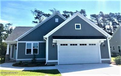 Morehead City Single Family Home For Sale: 3318 Player Lane