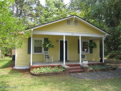 Wilmington Single Family Home For Sale: 1031 S 41st Street