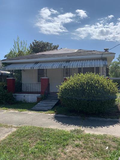 Wilmington Single Family Home For Sale: 1118 S 7th Street