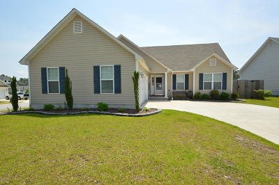 Onslow County Single Family Home For Sale: 201 Mulberry Lane