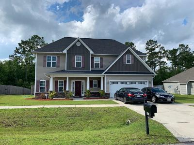 Sterling Farms Single Family Home For Sale: 207 Riverstone Court