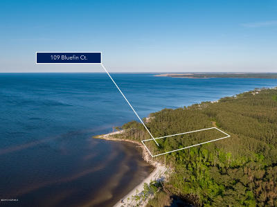 Beaufort Residential Lots & Land For Sale: 109 Bluefin Court