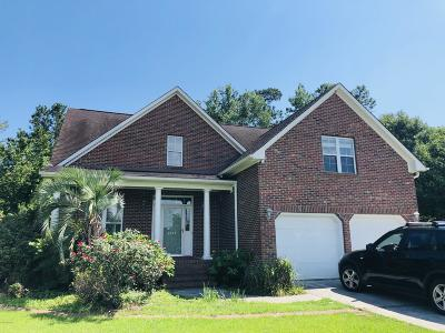 Wilmington Single Family Home For Sale: 1010 Mandevilla Court