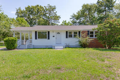 Northwoods Single Family Home For Sale: 702 Vernon Drive