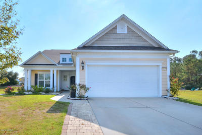Southport Single Family Home For Sale: 5157 Swashbuckler Way