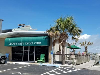 Atlantic Beach Boat Slip For Sale: 407 Atlantic Beach Causeway #A-Bd