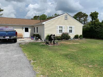 Newport NC Single Family Home For Sale: $169,000