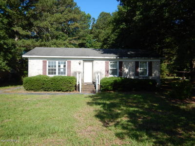 Greenville Single Family Home For Sale: 1866 Kinsaul Willoughby Road