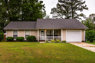 Branchwood Single Family Home For Sale: 1107 Massey Court