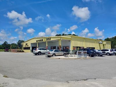 Brunswick County Commercial For Sale: 5850 Ocean Highway W