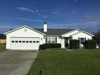 Hubert NC Single Family Home For Sale: $149,000