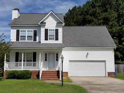 Winterville Rental For Rent: 2402 Amys Place