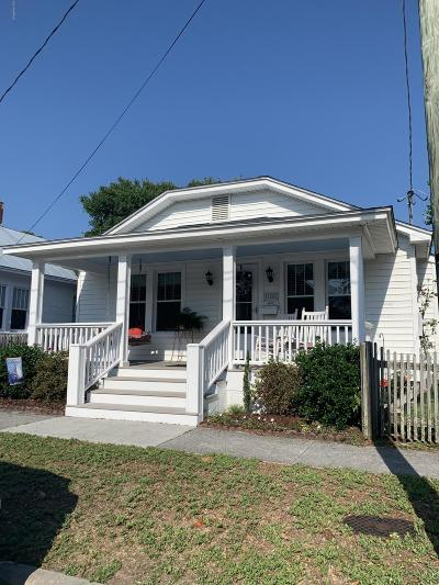 Beaufort NC Single Family Home For Sale: $374,900